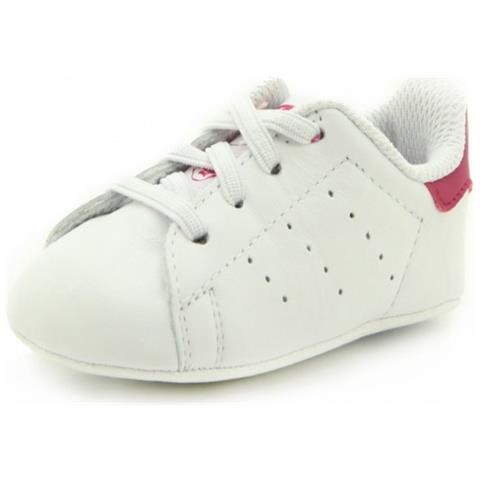 new products 3035d 95f1a Adidas Stan Smith Crib Scarpe Sportive Bambina Culla S82618 19