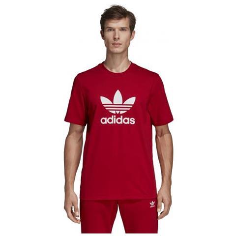 adidas uomo t shirt manica corta  adidas - Trefoil T-shirt Manica Corta Uomo Taglia L - ePRICE