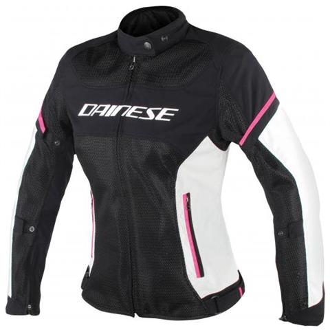 DAINESE Air Frame D1 Tex Lady Jacket Giacca Moto Donna Taglia 50