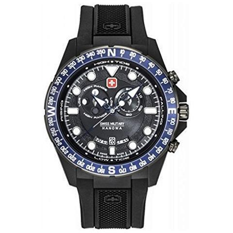 orologio nero GF