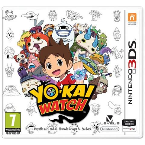 N3DS - Yo-Kai Watch