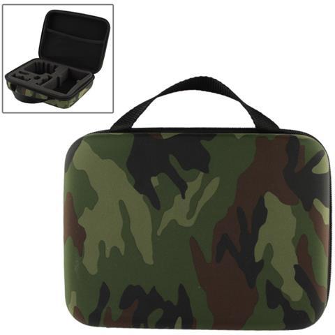 osare poscritto Costa  DIGITAL BAY - Custodia Portatile Antiurto Impermeabile Camouflage Gopro  Hero Hd 3 / 2 Size M - ePRICE