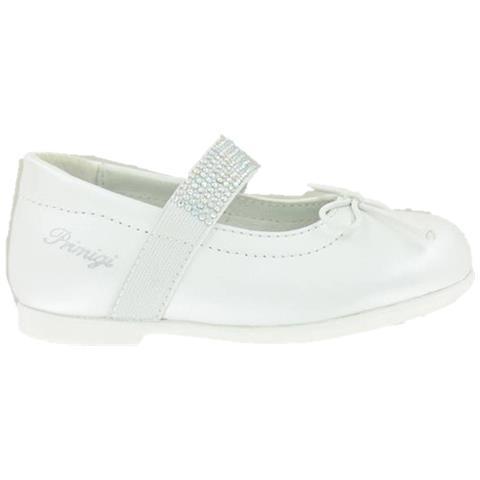 molto carino 41efa 04ecd PRIMIGI 3418211 Ballerine Scarpe Infant Bambina Cerimonia Primi Passi  Bianco 24