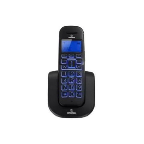 Bravissimo telefono Cordless Colore Nero