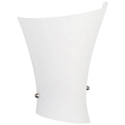 Homemania - Lampada A Parete Ezgi Bianco Design Classico - Arredo ...