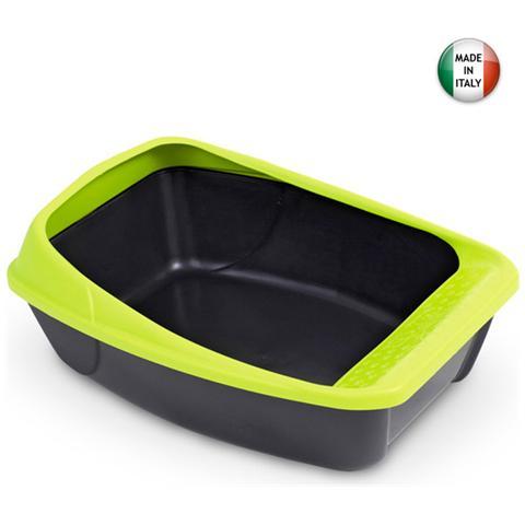 Homegarden Toilette Lettiera Aperta Per Cani E Gatti 52x39xh20 Cm