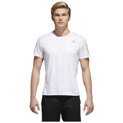 adidas Rs Ss Tee M T shirt Running Uomo Taglia Xxl