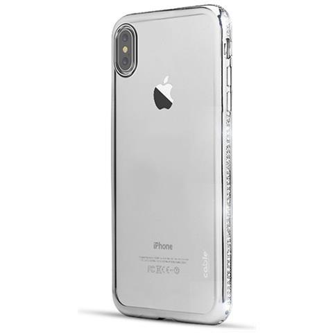 cover trasparente iphone x