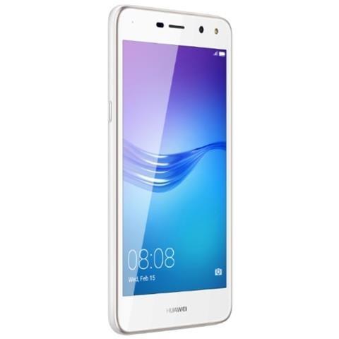 Huawei Nova Young Bianco 16 Gb 4g Lte Display 5 Hd Slot Micro