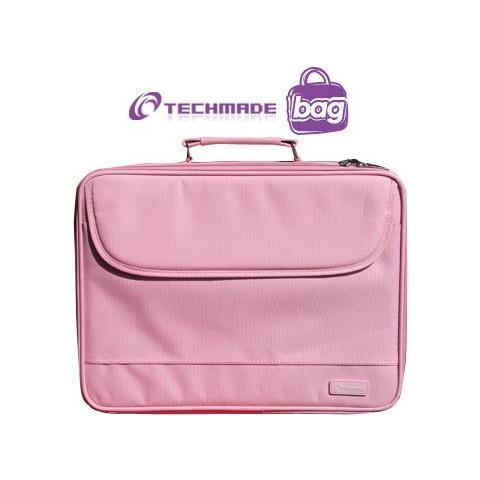 ded4619433 Techmade - NH-1001-PINK Techmade Borsa Per Notebook15.4