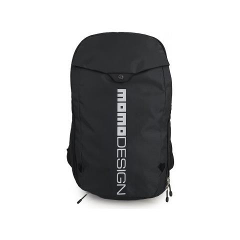 fb8a746417 MOMO - Zaino Backpack Momo Design One Nero Bianco 25 Lt - ePRICE