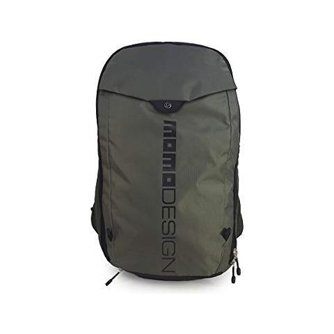 3d6354952b MOMO - Zaino Backpack Momo Design One Verde Militare Nero 25 Lt - ePRICE