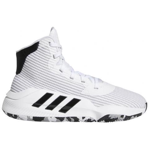 adidas Mad Bounce 2018, Scarpe da Basket Unisex Bambini