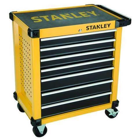 b16d288b4e STANLEY - Carrello Porta Attrezzi Per Officine 7 Cassetti Transmodule  System - ePRICE