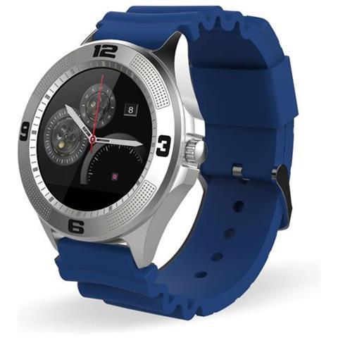 Smartwatch TechWatchONE Round Display 1.22