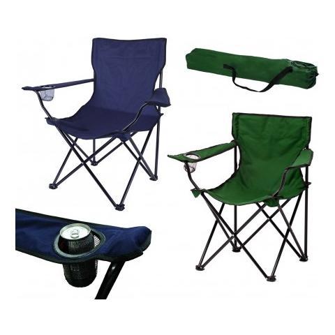 Sedie Da Campeggio Pieghevoli.Mws 2971 Sedia Pieghevole Da Campeggio E Giardino Miami Con Porta