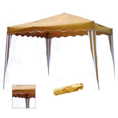 Arredamento Da Esterno Gazebo 3x3.Homegarden Gazebo In Acciaio Pieghevole Cm 3x3 Per Arredo Esterno Eprice