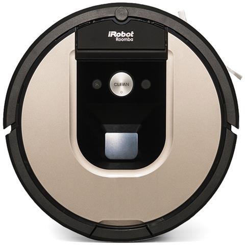 Aspirapolvere Robot Roomba.Irobot Robot Aspirapolvere Roomba 966
