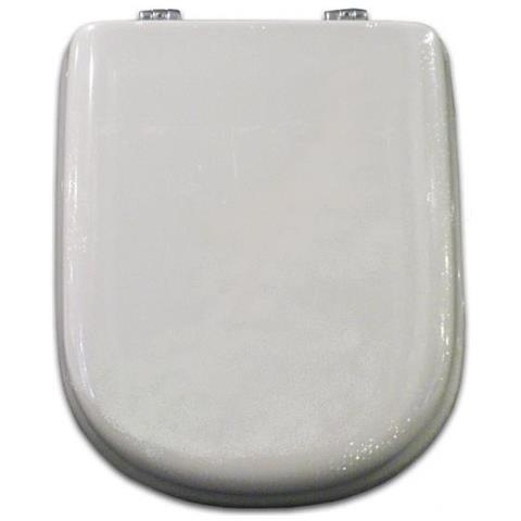 Sedile Acb Ideal Standard.Acb Colbam Copriwater Ideal Standard Calla Bianco Cerniera Oro Sedile Asse Wc Eprice