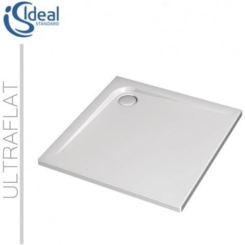 Ultra Flat Piatto Doccia Scheda Tecnica.Ideal Standard Ultraflat K517201 Piatto Doccia Acrilico 80x80 Cm