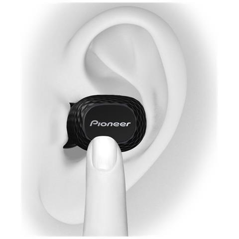 Pioneer SE C8TW(B) Vere cuffie intrauricolari senza fili