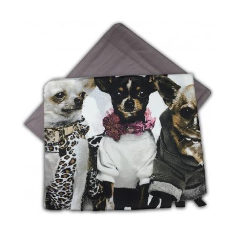 Lenzuola Matrimoniali Con Cani.Tex Family Completo Lenzuolo Lenzuola Cane Cani Chihuahua