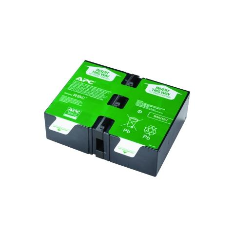 APC - SURGE AND BACK UPS APC REPLACEMENT BATTERY CARTRIDGE #124