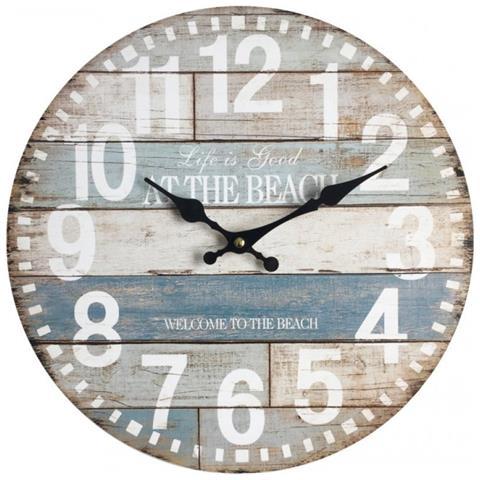 Mobili Rebecca - ® Orologio Da Decorazione Orologi Vintage Shabby ...