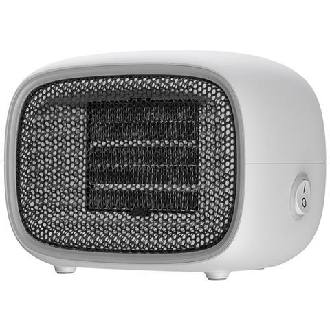 Baseus Riscaldatore Baseus 500w Mini Riscaldatore Caldo Aria Condizionata Ventilatore Riscaldamento Locale Caldaia Con Sovratemperatura E Turn Off Per La Home Office Bagno Camera Da Letto Bianco Eprice