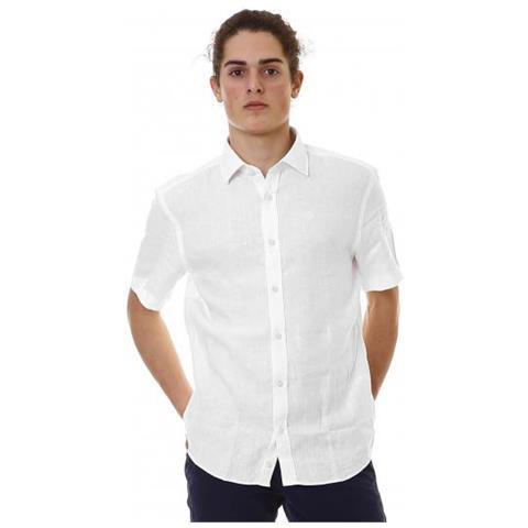 ef6156ab02 NORTH SAILS - Shirt Lino Camicia Manica Corta Uomo Taglia Xl - ePRICE