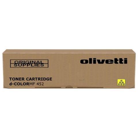B1029 Toner Originale Giallo per D-COLOR MF452 Capacit? 26000 Pagine