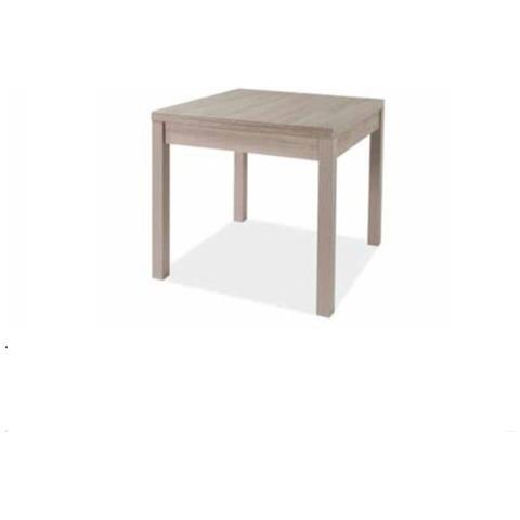 Tavolo Quadrato 90x90 Allungabile.Homeandgarden Tavolo Allungabile A Libro 90x90 Allungabile 180 Cm