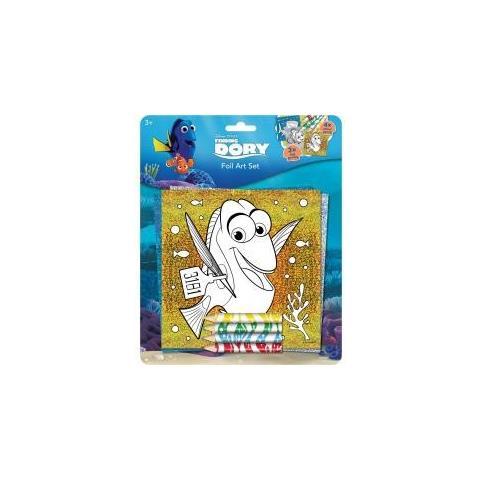 Walt Disney Dory Set Disegni Da Colorare 4 Pastelli Eprice