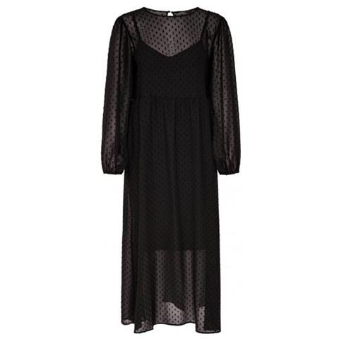 49eea71c94f6 Only - Maia L   s Balloon Maxi Dress Abito Donna Tg. Francese 38 - ePRICE
