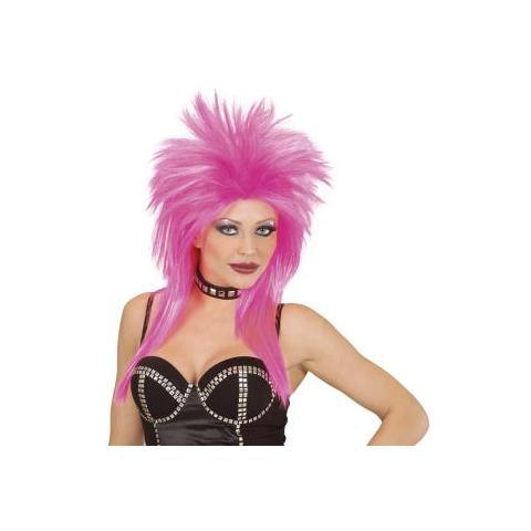 Modello Rockstar Widmann Rosa in Sacchetto Parrucca