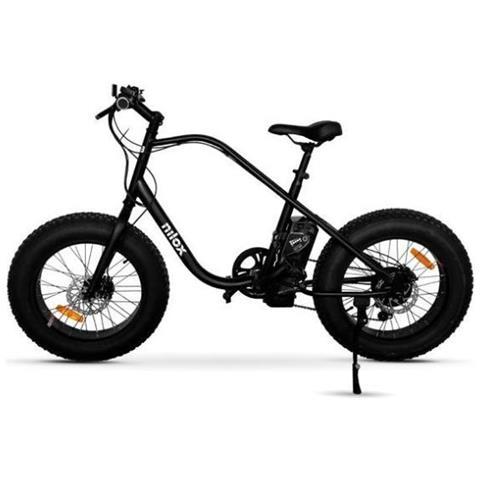 Nilox Bicicletta Elettrica E Bike X3 A Pedalata Assistita Ruote 20 Colore Nero