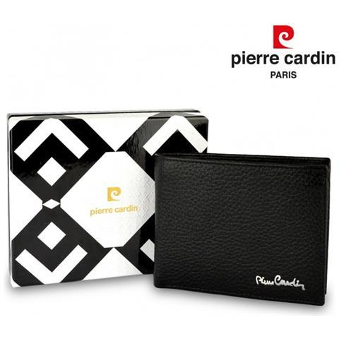 fbbadc77e3 Pierre Cardin - Portafoglio Da Uomo 8866 Tilak11 In Vera Pelle Con Porta  Monete - ePRICE