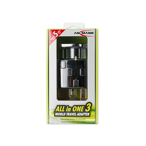 !cb Travel Plug All In One 3