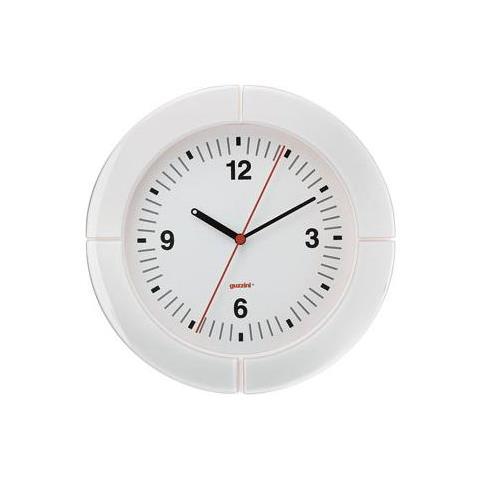 Guzzini - Orologio Da Parete I-clock Bianco, Caratterizzato Da Una ...