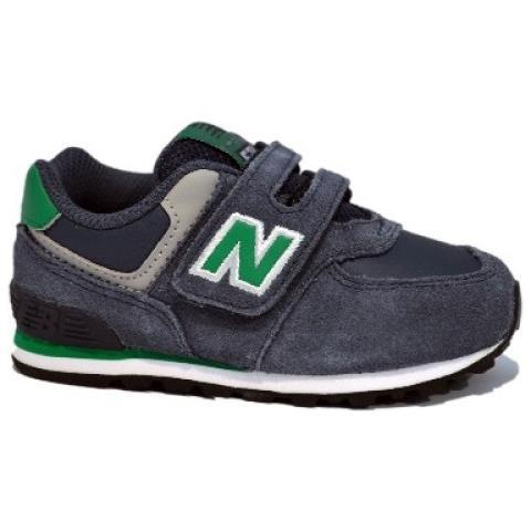 b199a88be8 New Balance - Scarpa Bambino Kg 574 Inf 22,5 Blu Verde - ePRICE