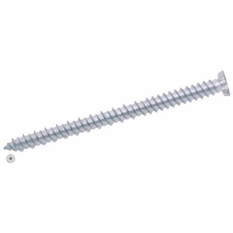 Viti per Legno Testa Cava CR Zincate Gialle Panelvit  3,5x 25 mm conf 500 pz