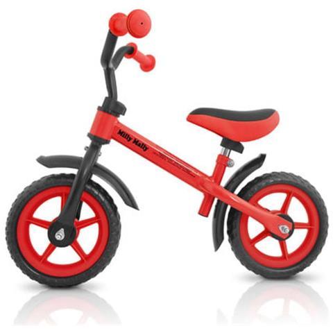 08cccd60add62f Milly Mally - Bicicletta Senza Pedali Da Equilibrio Per Bambini Rosso -  ePRICE