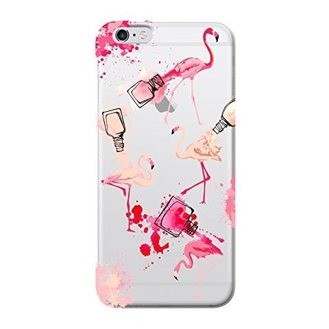 cover iphone 6 fenicotteri