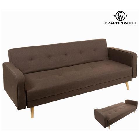 Divano Letto 210.Craftenwood Divano Letto Craftenwood 210 X 65 X 82 Cm