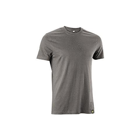 DIADORA Utility T shirt Mc Atony Ii Maglietta Maniche Corte 100% Cotone Tg. Xl Colore Grigio Acciaio