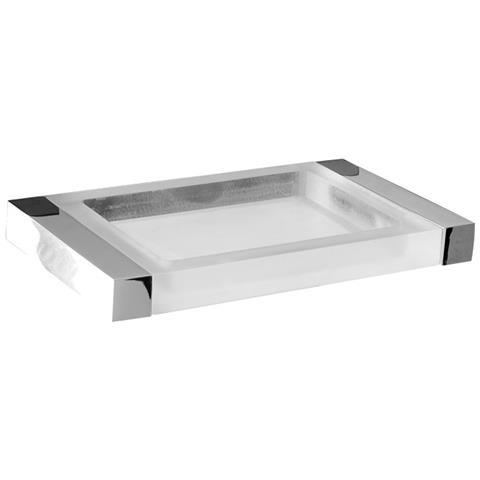 Accessori Per Il Bagno In Plexiglass.Bottiglioni Porta Sapone Da Bagno Da Appoggio Linea Picasso In