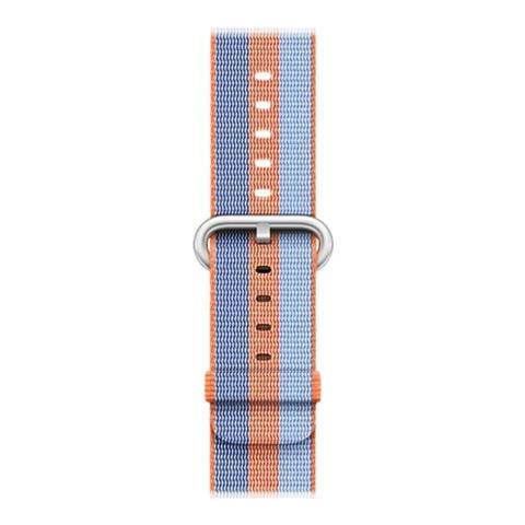 APPLE - Cinturino in nylon intrecciato arancione (42 mm) - ePRICE 358a3a5c66e