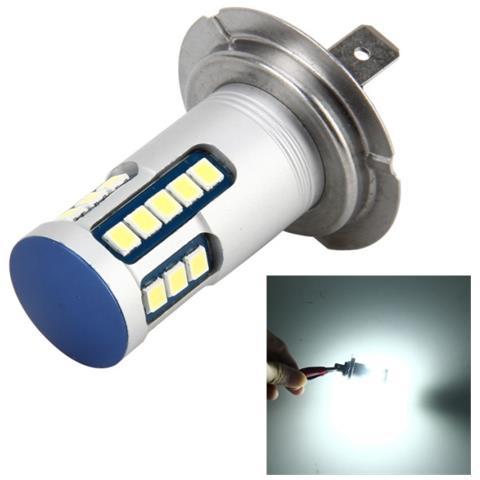 Lampadine Led 12v.Mecaweb 2 X Lampadine Led Per Auto H7 5w 600 Lm 6000 24