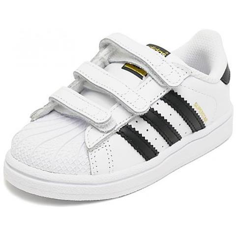 adidas Superstar Cf I Scarpa Tempo Libero Bambini Eur 26