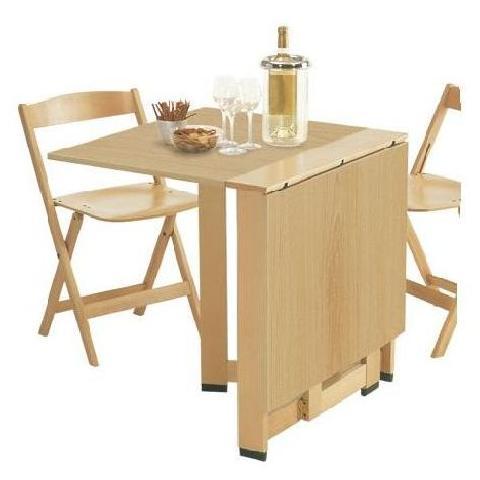 Foppapedretti tavolo pieghevole modello cartesio noce - Tavolo pieghevole foppapedretti ...